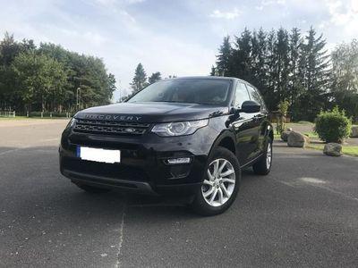 gebraucht Land Rover Discovery Sport TD4 Aut. SE