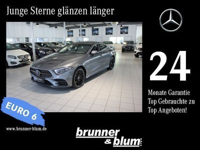gebraucht Mercedes CLS450 4M Edition 1,Distronic,Comand,360°,DAB