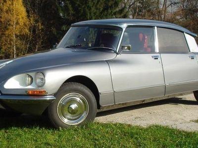 gebraucht Citroën DS 23 Pallas