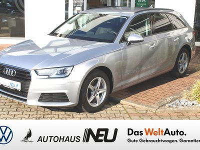 gebraucht Audi A4 Avant 35 2.0 TDI S tronic Navi AHZ Winterräde