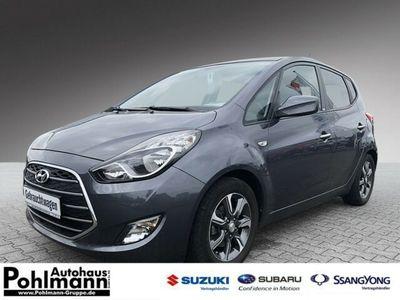 gebraucht Hyundai ix20 Passion AUTOMATIK -WINTERRÄDER/GARANTIE-