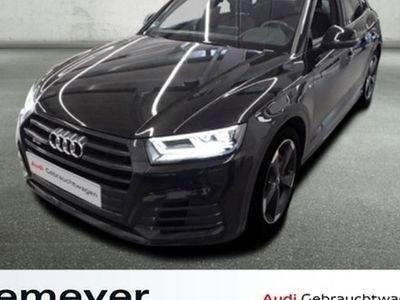 gebraucht Audi SQ5 3.0 TFSI Q LUFT BuO NAPPA HuD ST.HEIZ