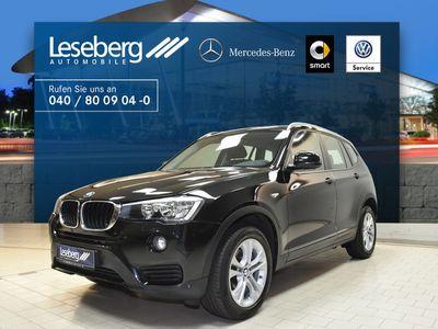 gebraucht BMW X3 Comfort-Paket/Parktronic/Sitzhzg./Klima