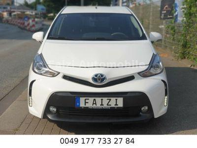 gebraucht Toyota Prius+ 1.8-l-VVT-i Navigation Rückfahrkamera