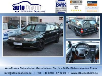 gebraucht Volvo 960 2.5-24V Schiebedach*Anhängerkupplung*Klima