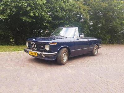 gebraucht BMW 1502 200202 Cabrio e10