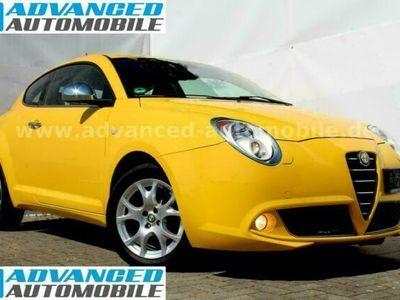 gebraucht Alfa Romeo MiTo Super 1.4|1.HAND|LEDER|XEN|KLIMA|ALU|PDC|1a
