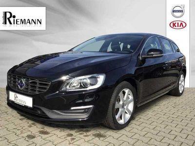 gebraucht Volvo V60 D5 Geartronic Momentum, Gebrauchtwagen, bei Autohaus Riemann e.K.