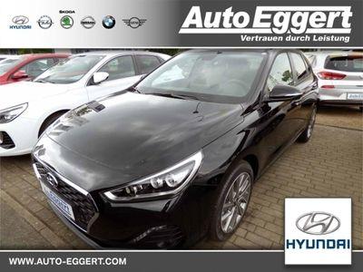 gebraucht Hyundai i30 Passion 1.4 Turbo Rückfahrkam. Fernlichtass. LED-Tagfahrlicht Multif.Lenkrad NR RDC Alarm
