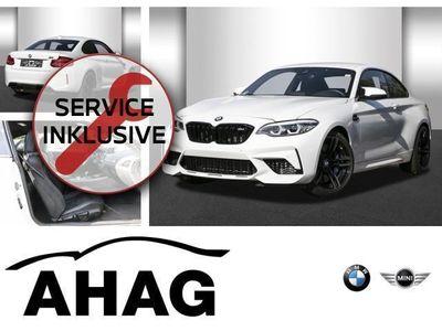 gebraucht BMW M2 Comp M DKG Navi Prof. Klimaaut. PDC MF Lenkra