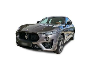 gebraucht Maserati Levante Levante GranSport Q4 Nerissimo / FahrassistenzPkt.+
