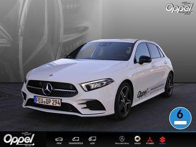 gebraucht Mercedes A220 Kompaktlimo AMG LINE+RÜCKFK+NAVI+SITZH+LED