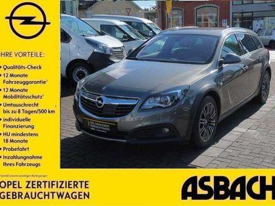 gebraucht Opel Insignia Country Tourer 4x4 Nappa Xenon FlexRide ACC