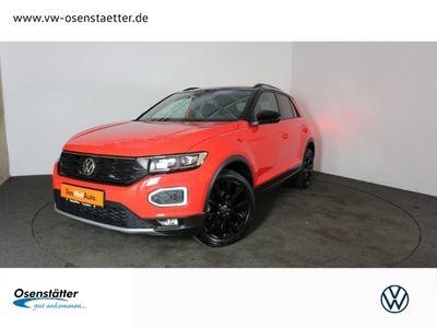 gebraucht VW T-Roc 1,5 TSI sport Navi LED Active Info DSG ACC