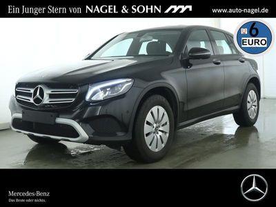gebraucht Mercedes GLC250 d 4M LED SpiegelPaket Easy-Pack PDC