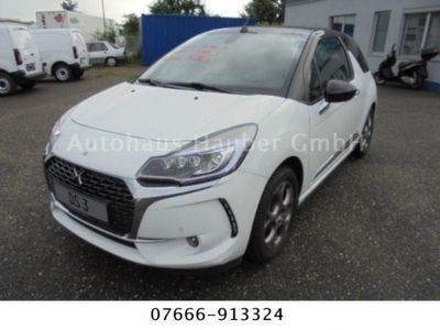gebraucht Citroën DS3 Cabriolet Sport Chic Navi Kamera Klimaautomatik