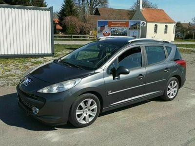gebraucht Peugeot 207 1.6 HDi Sport Panorama / Klima