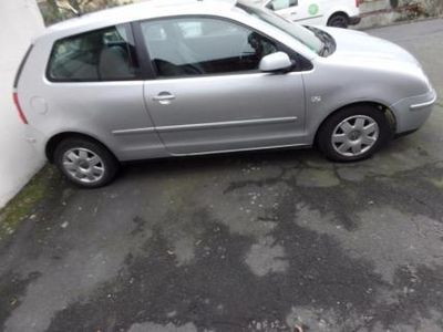 gebraucht VW Polo VW9 N Benzin Alufelgen CD Kassette S...