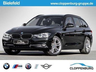 used BMW 318 i Sport Line HiFi LED Navi Temp Sportsitze P