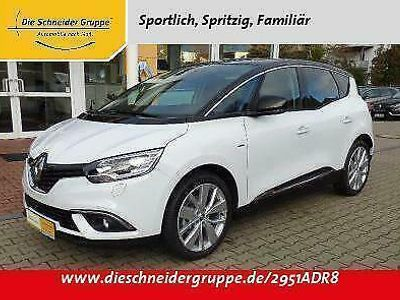 gebraucht Renault Scénic ENERGY TCe 140 GPF Limited Deluxe-Paket
