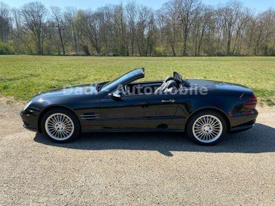 gebraucht Mercedes SL55 AMG SL 55 AMGAMG Deutsches Fahrzeug Liebhaber