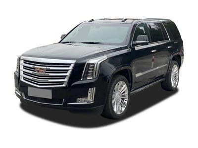 gebraucht Cadillac Escalade 6.2 V8 Platinum HeadUp Allrad 7-Sitze