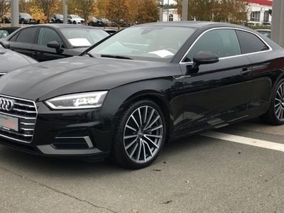 gebraucht Audi A5 Coupé Sport 2.0 TDI S tr- Navi-LED-Kamera-Virtual-Alcantara-