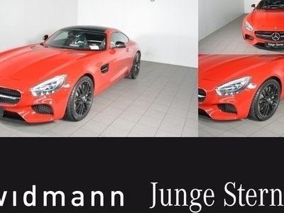 gebraucht Mercedes AMG GT *Sport-Sitze*Perf.-Abgas*Burmester*Pano