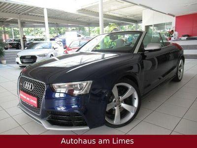 "gebraucht Audi RS5 RS5Cabriolet quattro Leder Navi Xeno B&O LM20"""