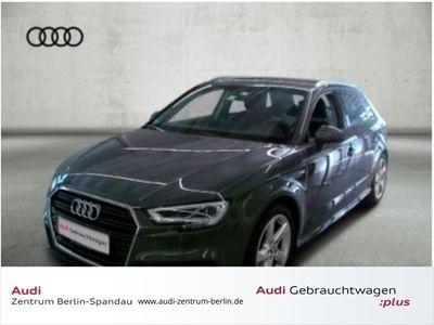 gebraucht Audi A3 Sportback 1.5 TFSI S line S tronic *LED*NAVI*