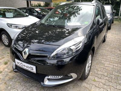 gebraucht Renault Grand Scénic LIMITED Deluxe1.5 dCi Klimaautomatik