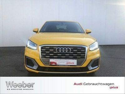 gebraucht Audi Q2 35 TFSI S tronic sport AHK Navi LED PDC LM
