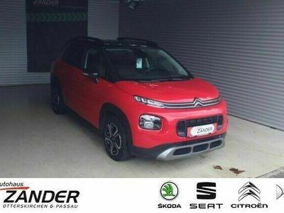 gebraucht Citroën C3 Aircross Feel HDi 100 Sitzheizung Parkhilfe Klima