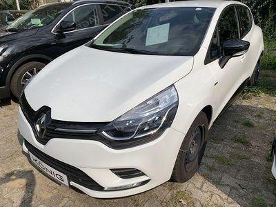 gebraucht Renault Clio IV 1.2 16V Limited Klimaanlage - Euro 6