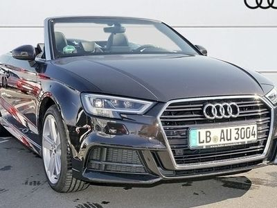 used Audi A3 Cabriolet sport 2.0 TDI - S line selection - MMI