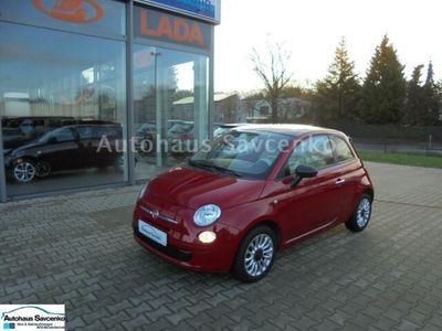 gebraucht Fiat 500C 500C1.2*PANORAMA*ALU*KLIMA*ERST 26 Tkm*
