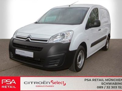 gebraucht Citroën Berlingo L2 1.6 HDi 90 Business, KLIMA
