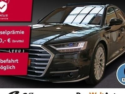 gebraucht Audi A8 55 3.0 TFSI quattro Massagesitz,Stdhzg,Navi
