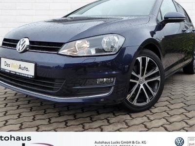 gebraucht VW Golf LOUNGE 1.4 TSI Sthz Shz ParkPilot