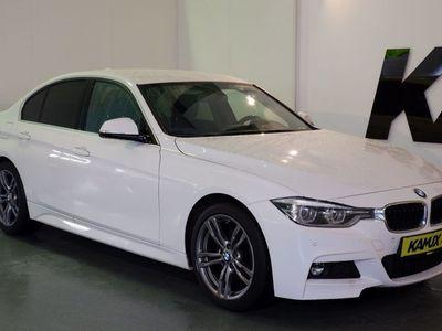 gebraucht BMW 320 d Steptronic M Sport Limo +LED +Navi +2x PDC +Alcantara