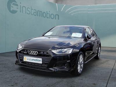 gebraucht Audi A4 A4Limousine advanced 50 TDI qu. triptr. LED ACC