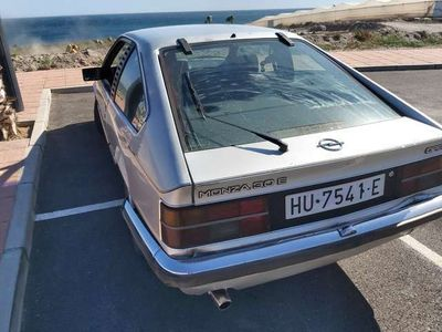 gebraucht Opel Senator LSD, electrict windows, RWD,