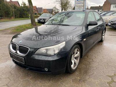gebraucht BMW 545 i Lim.*Vollausstattung*Autom.*AHK*2.Hand*uvm*