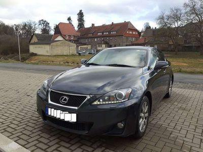 gebraucht Lexus IS220d luxury Line