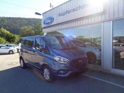 gebraucht Ford Custom TransitKombi 320 L1 Trend MHEV 9-Sitzer