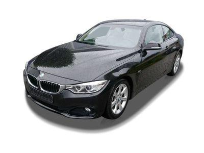 gebraucht BMW 420 d Coupé SPORT LINE * AUTOMATIC * NAVI * XENON * PD