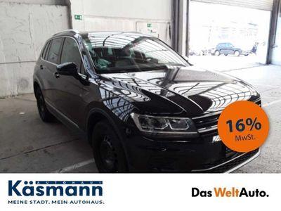 gebraucht VW Tiguan 2.0 TDI Highline 4Mot. Navi*LED*Panorama
