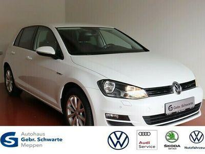 gebraucht VW Golf VII 1.6 TDI Lounge KLIMA+SITZHEIZUNG