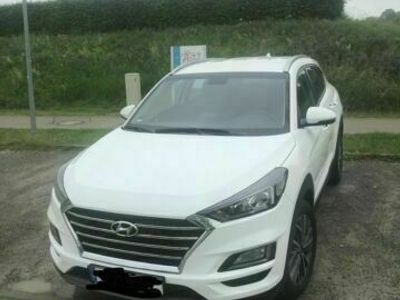 gebraucht Hyundai Tucson *Automatik * AHK gehobene A...