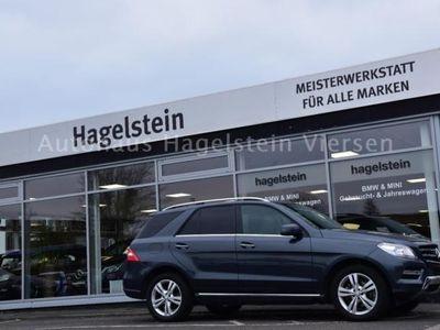 używany Mercedes ML350 BlueEfficiency Schiebedach/Navi/Keyless